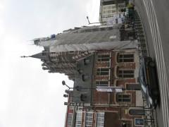Belgique, Leonardo Mobilité, charpentier