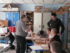 leonardo, BTP CFA du Loiret, IFAPME