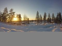 Rovaniemi, ERASMUS+, BTP CFA du Loiret, Conseil Régional Centre-Val de Loire, CCCA-BTP, Keuda, HMAK