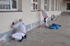 BTP CFA du loiret, BTP CFA CENTRE, CCCA-BTP, ERASMUS+, Brevet professionnel à Composante européenne peintre, Estonie, Tallin, Tallinna Ehituskool