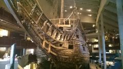 Musée Vasa, BTP CFA du Loiret, région centra val de loire, trans'europe centre, Suède